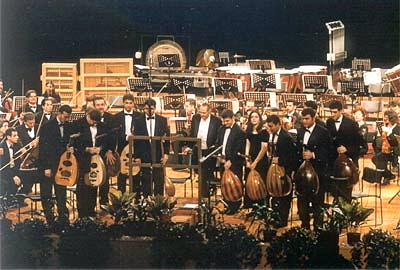 L'orchestre national syrien